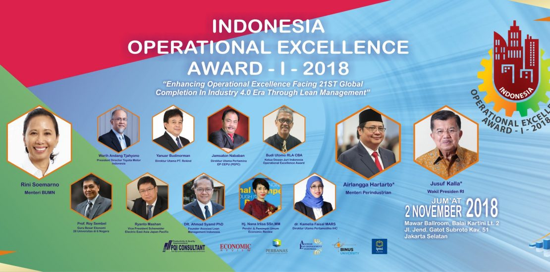 IOEA (Indonesia Operational Excellence Awards)