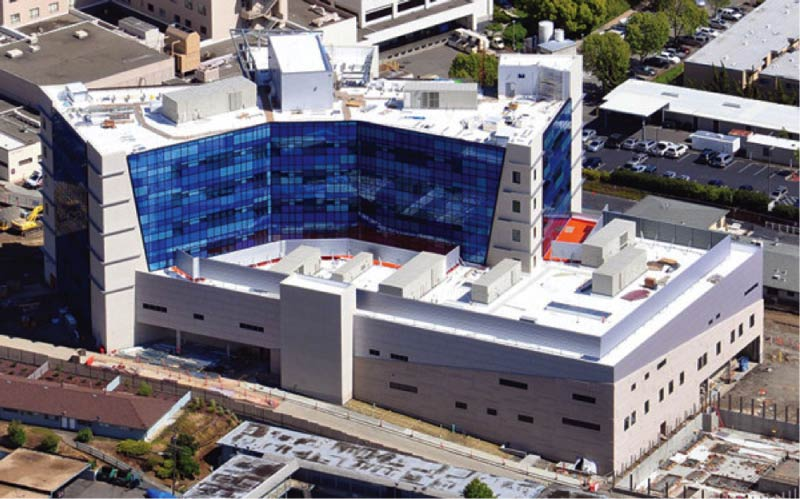 Lean Prefabrication Effect on Sutter Health Eden Medical Center