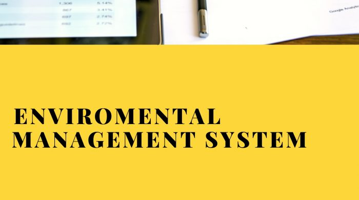Enviromental Management System