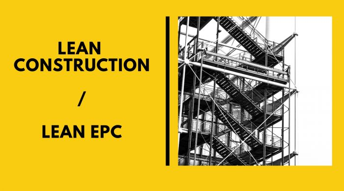 LEAN CONSTRUCTION _ LEAN EPC