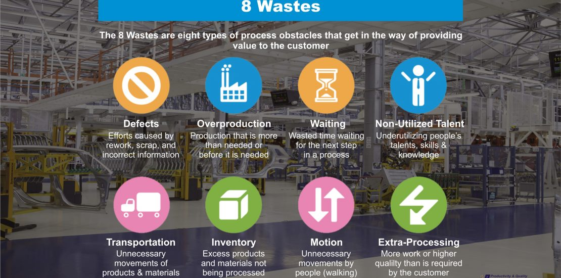 8 waste lean manufacturing