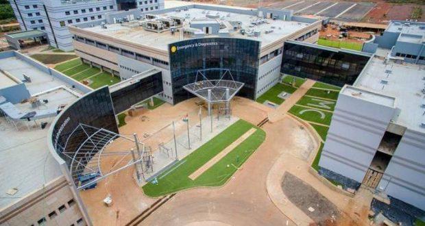 Effect on Lean Prefabrication on Sutter Health Eden Medical Center