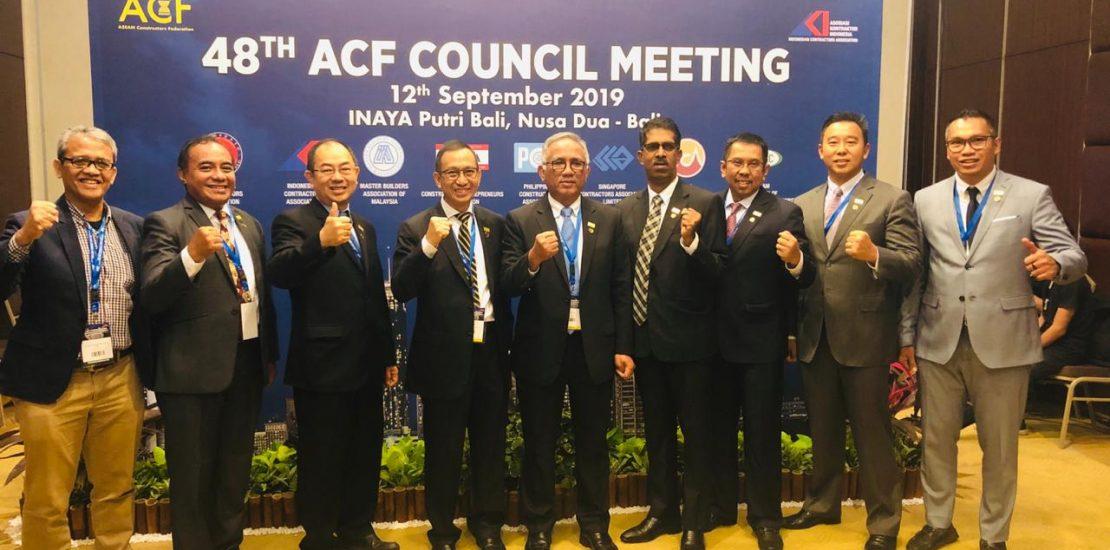 Ir. Budi Utomo di ACF-AKI Bali