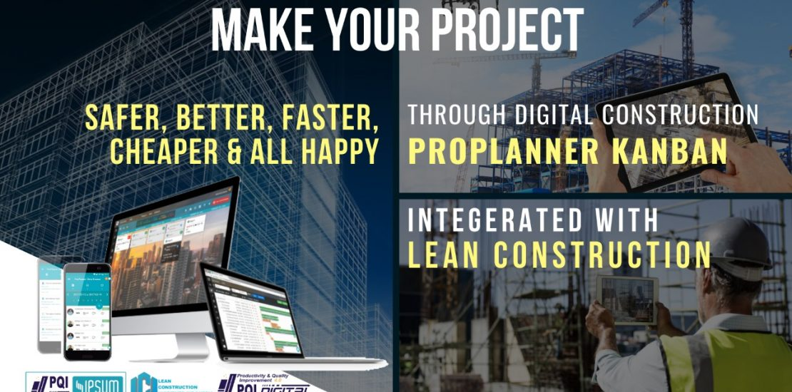 Digital Lean Construction Indonesia