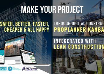 Digital Lean Construction Indonesia