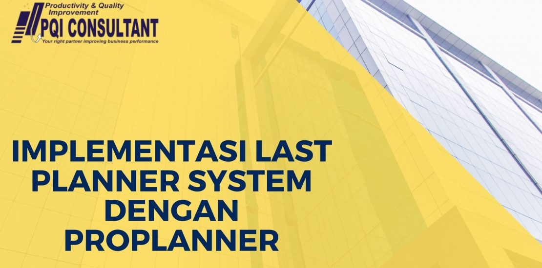 last planner system